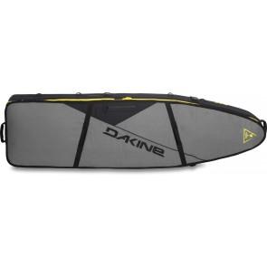 """Dakine World Traveler Surfboard Bag Quad 6'6"""" Carbon-20"""