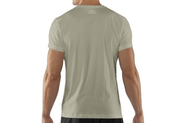 Under Armour UA Tactical Charged Cotton T-Shirt Desert Sand - ca fr 2ef6bed0bcf