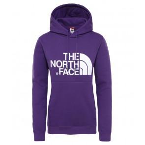 The North Face Women's New Drew Peak Hoodie HERO PURPLE-20
