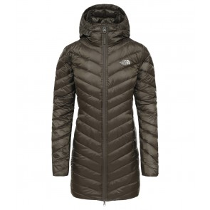 The North Face Women's Trevail Parka NEW TAUPE GREEN-20