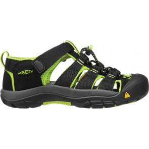 Keen Newport H2 Y Black/Lime Green-20