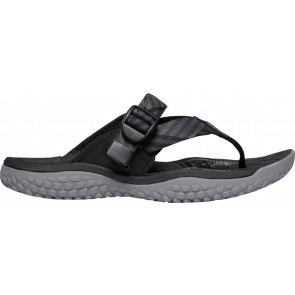 Keen Solr Toe Post W Black/Steel Grey-20