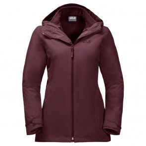 Jack Wolfskin Norrland 3In1 W fall red-20
