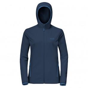 Jack Wolfskin Turbulence Jacket Women XS dark indigo-20