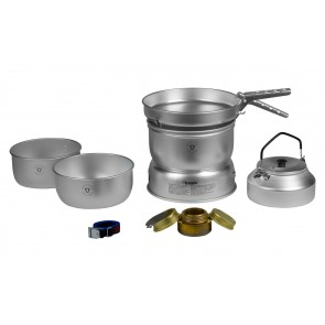 Trangia Storm Cooker 25-2 UL Large with Kettel-20