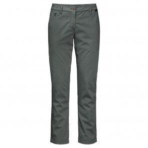Jack Wolfskin Arctic Road Pants W greenish grey-20