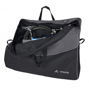 VAUDE Big Bike Bag black/anthracite-20