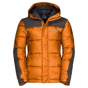 Jack Wolfskin Mount Cook Jacket Kids rusty orange-20