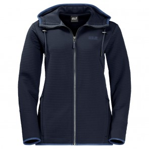 Jack Wolfskin Modesto Hooded Jkt Women midnight blue-20