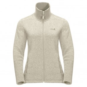 Jack Wolfskin Scandic Jacket Women white sand-20