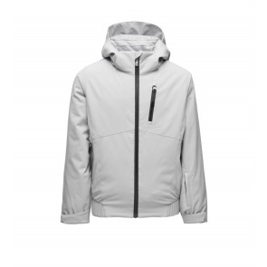 Spyder Lola Jacket Girls 16 Silver-20