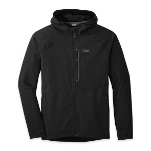 Outdoor Research OR Men's Ferrosi Hooded Jacket black-20