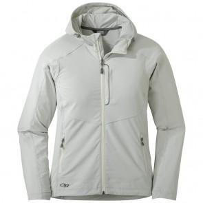 Outdoor Research Women's Ferrosi Hooded Jacket alloy-20