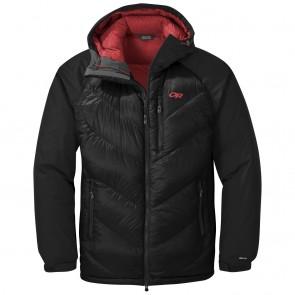 Outdoor Research Men's Alpine Down Hooded Jacket black-20