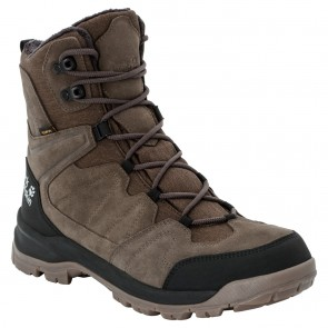Jack Wolfskin Thunder Bay Texapore High M coconut brown / black-20