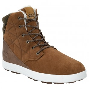 Jack Wolfskin Auckland Wt Texapore High M desert brown / white-20