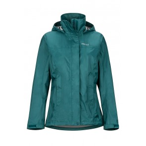 Marmot Women's PreCip Eco Jacket Deep Teal-20