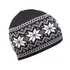 Dale of Norway Garmisch Hat Black / Off white / Dark charcoal-20