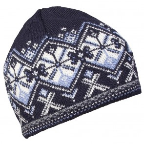 Dale of Norway Geiranger Hat Navy / Off white / Blue shadow-20
