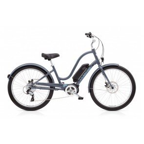 Electra Townie Go! 8D Ladies' Cosmic Grey-20