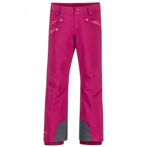 Marmot Girl's Slopestar Pant Purple Berry-20
