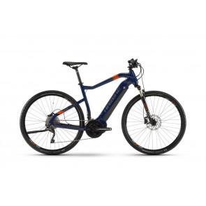 Haibike SDURO Cross 5.0 Herren i500Wh 20-G XT 20 HB YSTM blue/orange/titan-20
