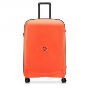 Delsey Belmont Plus 4 Double Wheels Trolley 71 CM Orange-20