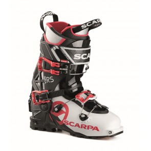 Scarpa Gea RS white/black/warm red-20