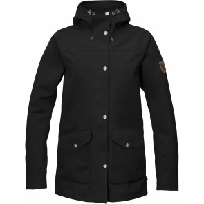 FjallRaven Greenland Eco-Shell Jacket W XS Black-20