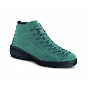 Scarpa Mojito City Mid GTX Wool nile blue-20