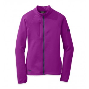 Outdoor Research Women's Radiant Hybrid Jacket Ultraviolet/Night-20