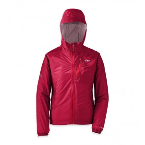 Outdoor Research Women's Helium II Jacket scarlet-20