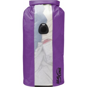Sealline Bulkhead View Dry Bag 20L Purple-20