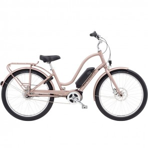 Electra Townie Go! 8i Ladies' Gold Active Plus-20