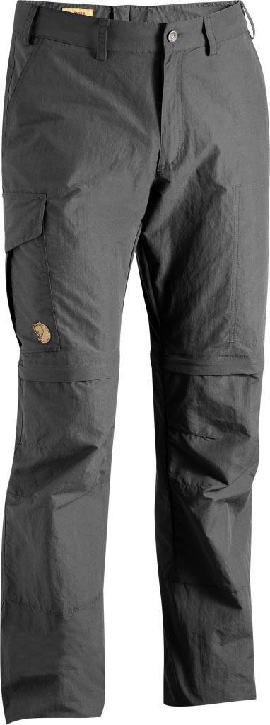 FjallRaven Karl Zip Off MT Trousers Dark Grey dk