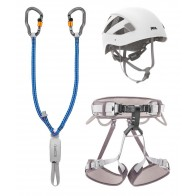 Petzl Via Ferrata Kit Vertigo Corax-20