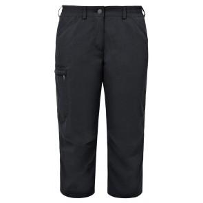 VAUDE Women's Farley Capri Pants IV black-20
