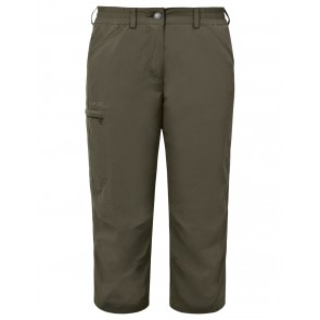 VAUDE Women's Farley Capri Pants IV tarn-20