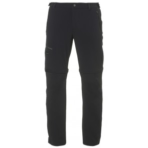 VAUDE Men's Farley Stretch T-Zip Pants II black-20