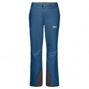 Jack Wolfskin Powder Mountain Pants M indigo blue-20