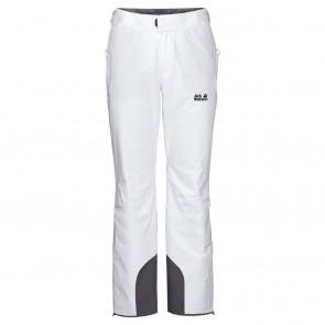 Jack Wolfskin Powder Mountain Pants M white rush-20