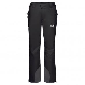 Jack Wolfskin Powder Mountain Pants M black-20