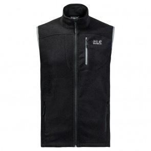 Jack Wolfskin Thunder Bay Vest Men black-20
