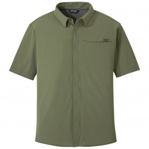 Outdoor Research Men's Astroman S/S Sun Shirt moss-20