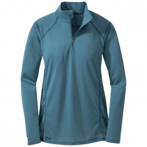 Outdoor Research OR Women's Essence L/S Zip Top oasis/night-20