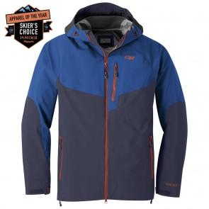 Outdoor Research Men's Hemispheres Jacket naval blue/cobalt-20