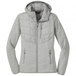 Outdoor Research Women's Vashon Hybrid Full-Zip sand-20