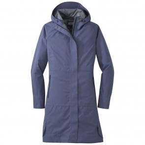 Outdoor Research OR Women's Panorama Point Trench steel blue-20