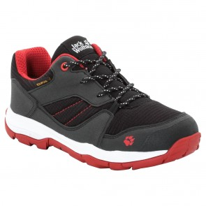 Jack Wolfskin Mtn Attack 3 Xt Texapore Low K black / red-20