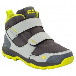 Jack Wolfskin Mtn Attack 3 Texapore Mid Vc K dark grey / lime-20